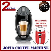 [FREE MAYER AIR FRYER] NESCAFE Dolce Gusto JOVIA Coffee Machine
