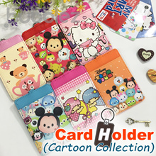 💳 CARD HOLDER ◣CARTOON COLLECTION◥ / PASS HOLDER / EZ-LINK CARD HOLDER [FREE SHIPPING]
