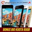 New Item Smartfren Andromax A - 4G LTE - RAM 1GB - Garansi Resmi | BONUS Big Kuota 65 GB
