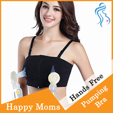 HAPPYMOM HANDS FREE PUMP BRA - FOR PUMPING MUMMIES - HOLD ALMOST ALL TYPES OF PUMPS