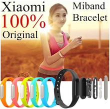 100% Original Xiaomi Mi Band Smart Xiaomi Miband Bracelet for Xiaomi MI4 M3 MIUI Smart Fitness Weara
