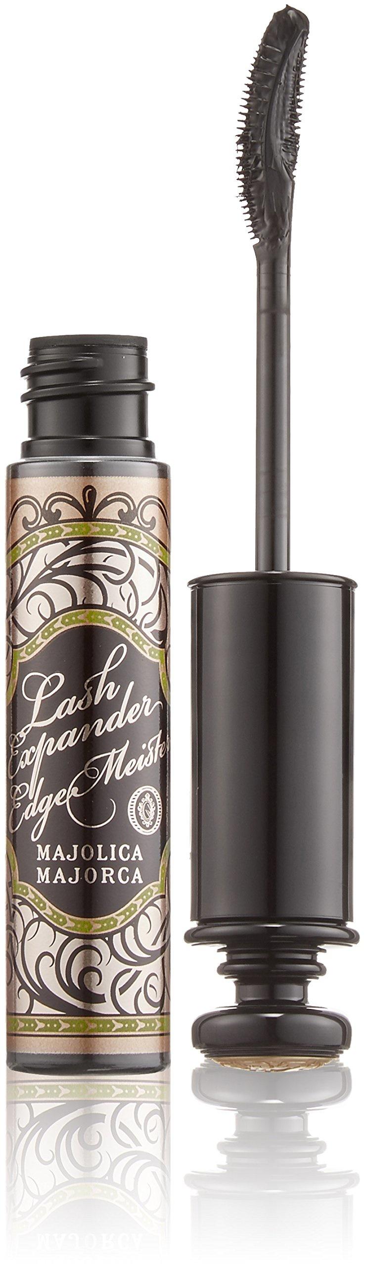 e4d386953b6 actual size. prev next. Shiseido Majolica Majorca Lash Expander Edge Meister  Japan Mascara Black F Bk999