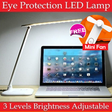 Eye Protection Table Lamp / Energy Saving / Rechargeable / Touch Botton / Brightness Adjustable