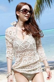 Bikini Cover Beach Wear (5010)