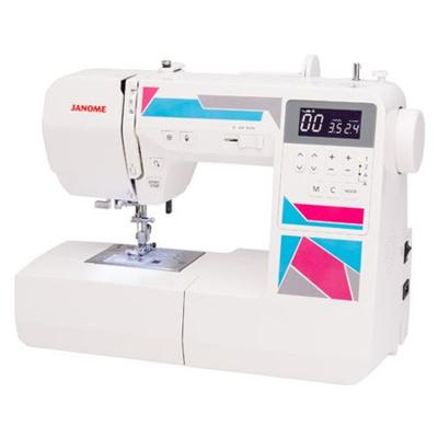 Janome Janome Computerized Electric Sewing Machine