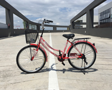 SUNNY Cruiser Bike. City Bicycle (Free Accessories)