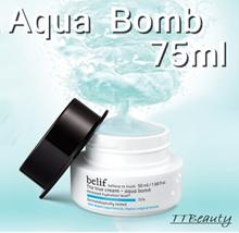 [Belif] NEW Moisture Bomb 75ml / Aqua Bomb 75ml / WATER BOMB 75ml /  TTBeauty