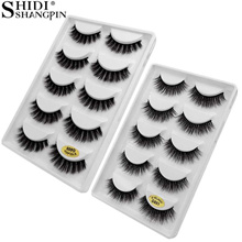 a71a810b9a2 Quick View Window OpenWishAdd to Cart. rate:0. discount SHIDISHANGPIN natural  long 3d mink eyelashes hand made false eyelash ...