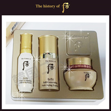 The history of whoo Bichup Royal Anti Aging 3-item Kit / Jaseng Essence / Soon Hwan Essence /Jayoon