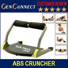 ⏰【TRAIN YOUR 6 PACKS】 💯High Quality Fitness Equipment / Abs Exercise / Toning / Slimming /Six Pack