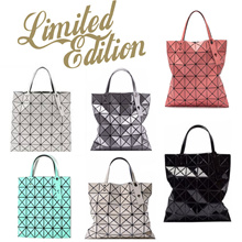 Baobao Spring Limited Edition Color Lucent Basic Tote Bag Pink / Red / Mint Green / Customs / Free Shipping