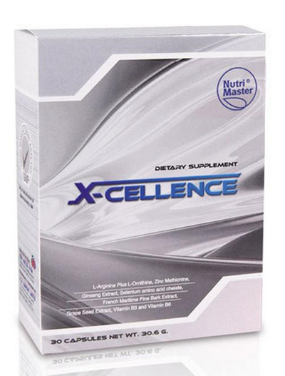 nutri master x cellence 30 capsules product for mens health nutritious items