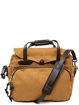 ▷ 1 Shop Coupon◁ FIlson Padded Laptop Bag Briefcase One Size Tan - Best a006379ee6