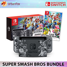 [1 Year Local Warranty] Nintendo Switch Console Super Smash Bros (Local Set)