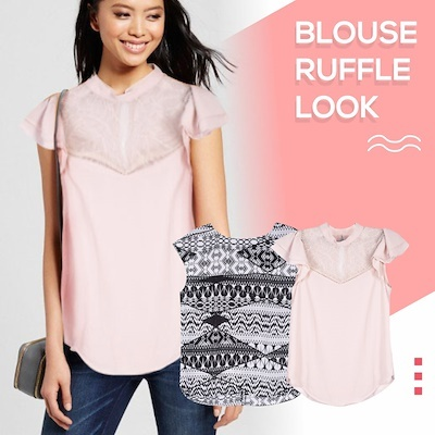 New Collection Branded Women Blouse and Dress Deals for only Rp110.000 instead of Rp110.000