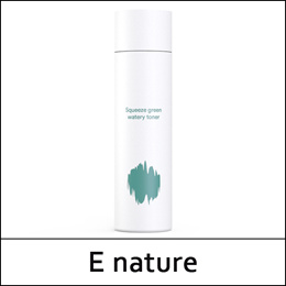 [E nature] ⓘ Squeeze Green Watery Toner 150ml