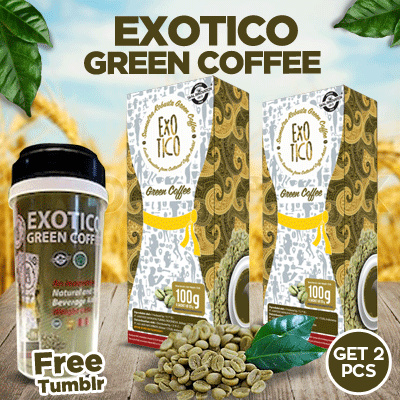 GET 2 GREEN COFFEE Deals for only Rp120.000 instead of Rp120.000