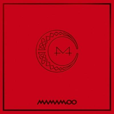 마마무 (MAMAMOO) - 7TH 미니앨범/RED MOON [포스터 옵션]