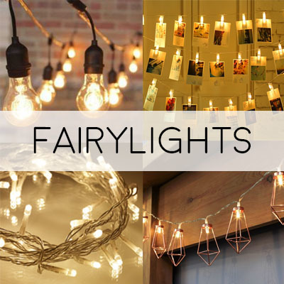Led Fairy Lights Decorations Battery Operated Wedding Party Decoration