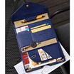 Korean Style Tripping Wallet Travelus PU Leather Handy Multipurpose Passport Holder/Card Case/Pouch