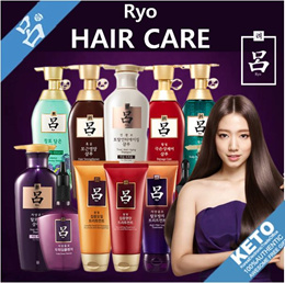 ▶QOO10 LOWEST PRICE◀[RYO] Shampoo/conditioner/essence/rinse/hair pack/hair plus/jayang hambit