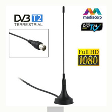 Dvb-T2  Antenna For Digital Ready TV