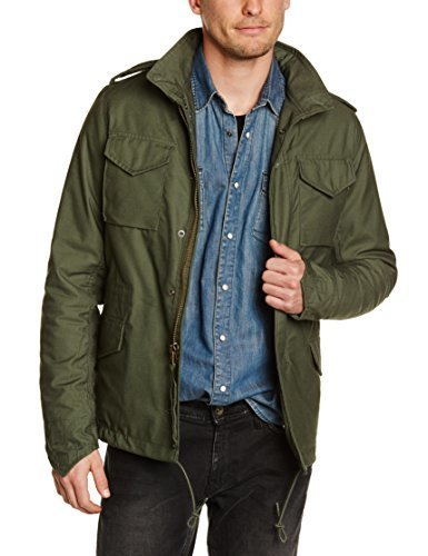 official photos a4b24 43fba Direct from Germany - Alpha Industries Herren Parka Mantel M-65 Heritage  (2014-05-10)