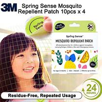 Spring Sense Mosquito Repellent Patches 10s