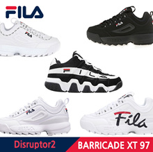 [FILA] Unisex DISRUPTOR SNEAKERS Collection / shoes / Qoo10 Lowest