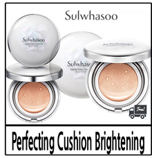 ☆Sulwhasoo☆ Perfecting Cushion EX☆Brightening☆Intense☆Sheer Lasting Gel Cushion