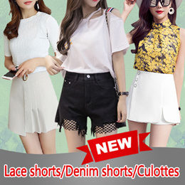 【new fashion world】2018 New Ladies Skirts Shorts Skorts Collection Pants