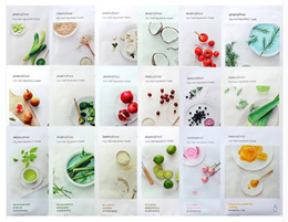[innisfree] GOOD PRICE  [INNISFREE] MY REAL SQUEEZE MASK (10PCS)