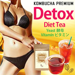 【New Method】Kombucha premium Diet Tea※Made in japan
