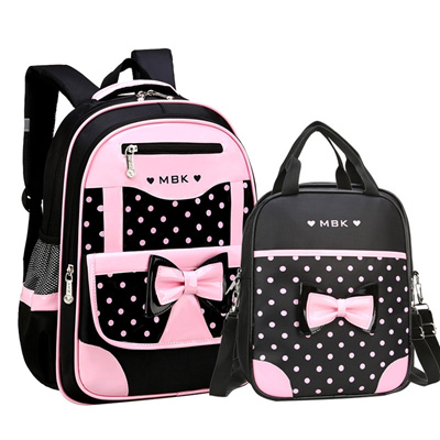 f0a19860b900 School Bags For Girls 2019 Sweet Cute Princess Children Backpack Kids  Bookbag Primary School Backpac
