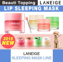 2018 NEW!! [LANEIGE]★Thank U Edition★Lip Sleeping Mask 20g/Berry/Apple lime/Grape fruit/Vanilla