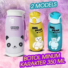 Botol Minum Karakter 350 ml   Botol Minum Karakter Big Bear 500ml