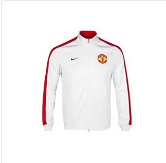 meet 57186 ee70b 14-15 Manchester United training suit jacket suit jacket N98 appearances  jersey football clothes new