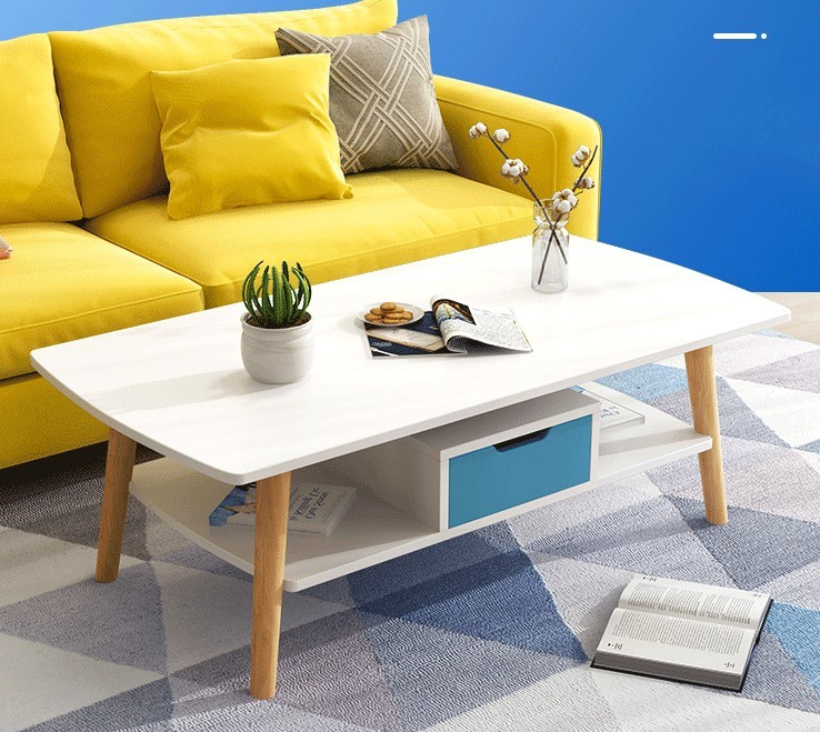 Tv Side Table.On Promotioncoffee Table With Drawers Tv Console Tv Rack Tv Stand Console Tea Table Side Table