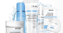 [Dr Wu] Hydrating System* Extra Hydrating Serum with Hyaluronic Acid *Intensive Hydrating Gel*