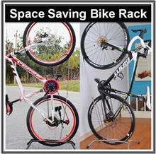 Bicycle Rack / Bicycle Standing Rack / Space Saving Hanger Holder Accessories / Bike