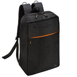 Genuine RIVACASE 8060 Grand Grand Laptop Backpack Black 17.3 inch