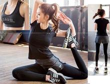 Zumba Sports GYM Aerobics Running Lady wear 3pcs set (sku1150)