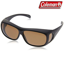 Coleman polarized sunglasses 2 / over glasses / sunglasses / eye protection / sunscreen / outdoor / polarized lenses
