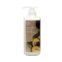 [THE FACE SHOP] Avocado Body Lotion - 300ml