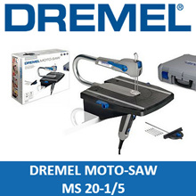 ★[FREE SHIPPING]★ DREMEL MS20-1/5 Moto-Saw Comes with 6 months local warranty.