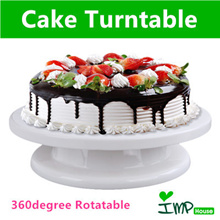 ★IMP HOUSE★[imp living][Baking Essential] Cake Turntable/ Revolving Cake Decorating Stand/Cake Stand