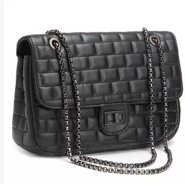 Korean version of the 2014 new wave Quilted bag retro bag ladies handbag  chain bag shoulder 3dca1d220d519