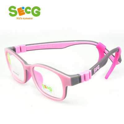 a608b610e7 SECG Optical Children Glasses Frame TR90 Silicone Glasses Children Flexible  Protective Kids Glasses