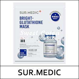 [SUR.MEDIC] (jj) Bright Glutathione Mask N (30g*10ea) 1 Pack