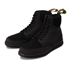 Dr.Martens 【AIRWAIR】 닥터마틴 RIGAL KNIT 8 EYE BOOT 22800924 BLACK